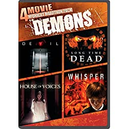 4-Movie Midnight Marathon Pack: Demons