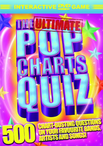 The Ultimate Pop Charts Quiz [DVD] [2007]