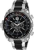 Swisstyle Ss-Gr0607-Blk-Ch analog watch