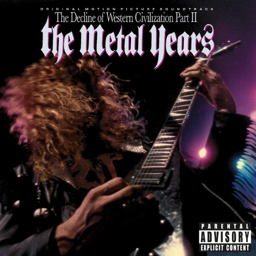Decline of Western Civilization Pt II by Various Artists, Alice Cooper, Motorhead, Lizzy Borden and Megadeth