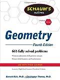 Schaum's Outline of Geometry, 4ed (Schaum's Outline Series)