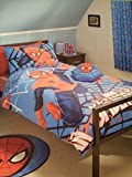 Marvel Ultimate Spiderman Reversible Duvet Set for Single Bed