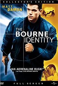 The Bourne Identity / La mémoire dans la peau Collector's Edition (Full Screen)
