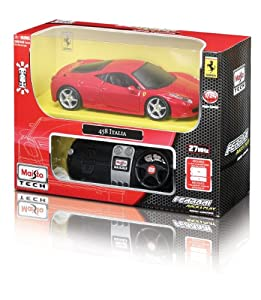 Maisto Ferrari 458 Italia Colors May Vary by Maisto