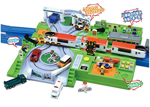 Play with tomika PLA! DX crossing station