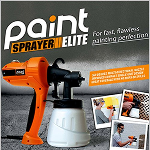Telebrands Paint and Spray Elite