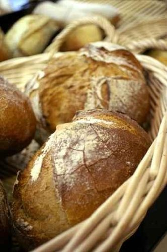 Basket of bread - 60