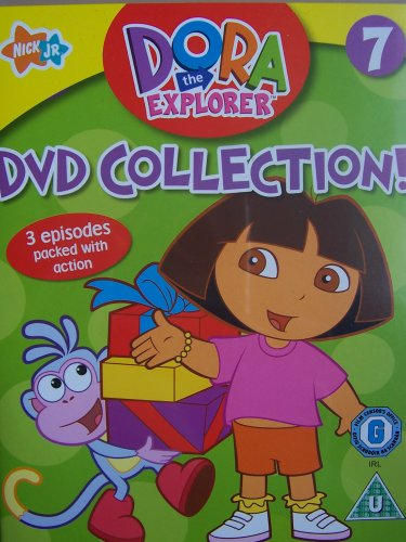 Dora the Explorer Vol  7     Surprise Party  The Chocolate Tree  The    Dora The Explorer The Chocolate Tree
