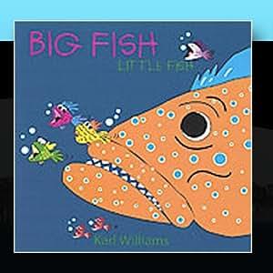 Karl williams big fish little fish music for Big fish musical soundtrack