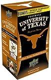 NCAA University of Texas Upper Deck Trading Cards - Blaster Box