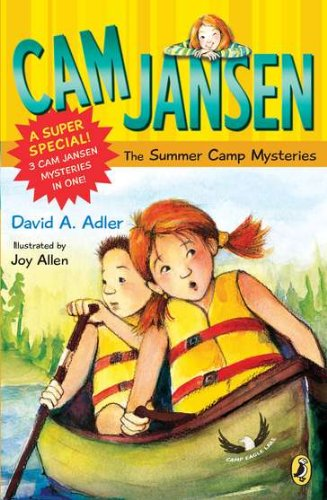 Image of Cam Jansen and the Summer Camp Mysteries (Cam Jansen: A Super Special)