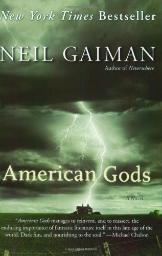 Cover of American Gods: A Novel
