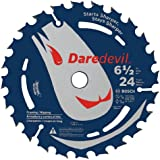 Bosch DCB624 Daredevil 6-1/2-Inch 24-Tooth Framing Ripping Corded/Cordless Circular Saw Blade