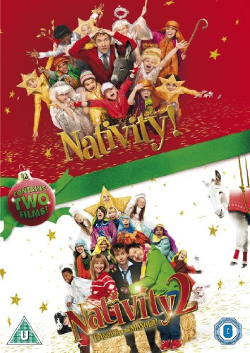 Nativity!/Nativity 2 - Danger In The Manger [DVD]