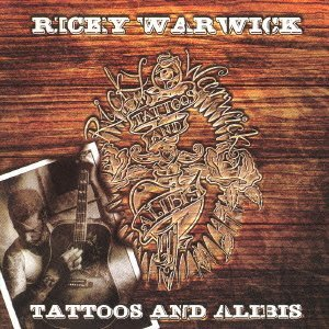 Tatoo & Alibi by Ricky Warwick