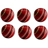Tima Genuine Leather Cricket Ball Set Of 6