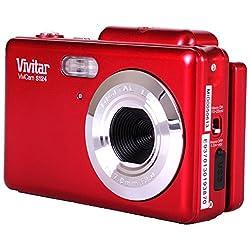 "Vivitar 16.1mp Camera + 2.4"" tft Panel, Colors/Styles May Vary by Sakar International, Inc."