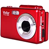 "Vivitar 16.1mp Camera + 2.4"" tft Panel, Colors/Styles May Vary"