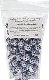 Chocolate Foil Soccer Balls