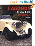Lagonda 4 1/2 Litre & V12 In Detail:...