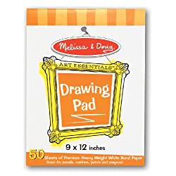 [Best price] Arts & Crafts - Melissa & Doug Drawing Pad - toys-games