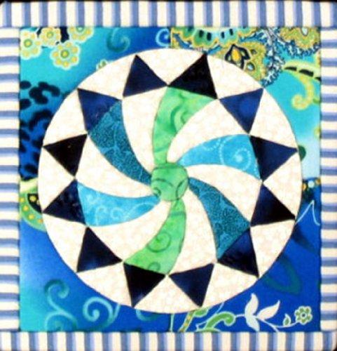 Artsi2 A2SMDAIWH Daisy Wheel Wall Hanging Kit