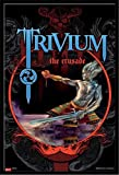 Poster - Trivium Poster The Crusade + ALU-Rahmen, schwarz von Trivium