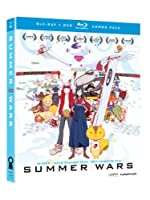 Summer Wars [Blu-ray] by Funimation