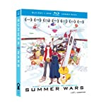 [US] Summer Wars (2009) [Blu-ray + DVD]