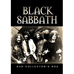 Black Sabbath - DVD Collector's Box