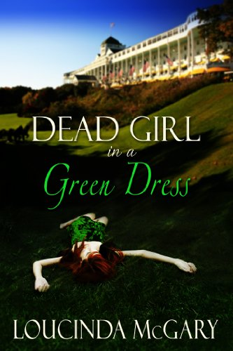 Dead Girl In A Green Dress by Loucinda Mcgary ebook deal