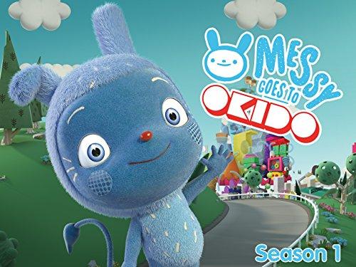 Messy Goes to OKIDO - Season 1