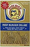 Bark Bars Deluxe Beef Burger Pet Treat, 12-Ounce