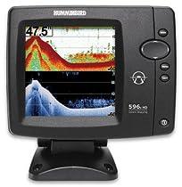 Humminbird 408110-1 Fishfinder 596c HD DI (Discontinued by Manufacturer)