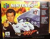 echange, troc Golden Eye Nintendo 64 console