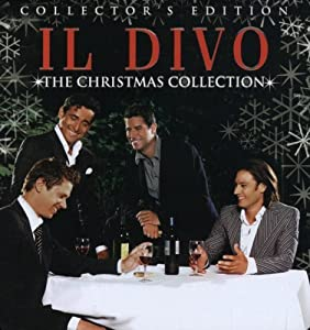 Christmas collection special edition tin by il divo 2007 - Il divo christmas ...