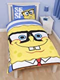 Spongebob Squarepants 'Framed' Single Duvet Cover + 'Smiles' 66