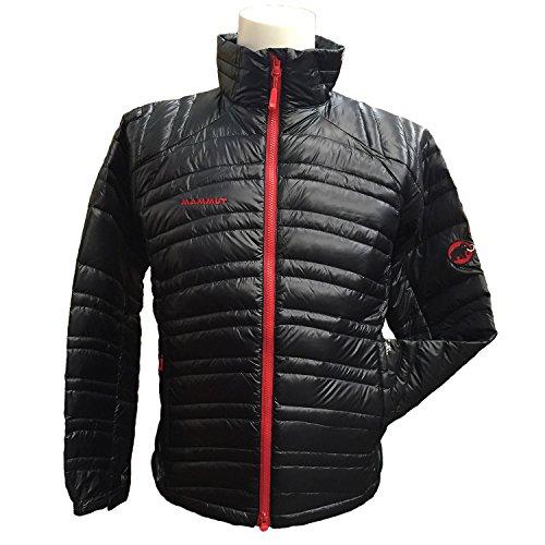 MAMMUT(マムート) FREEFLIGHT Ultra-Light Down Jacket Men フリーライトウルトラライトダウンジャケット(メンズ) 1010-19760 black(0001) S(日本サイズM)