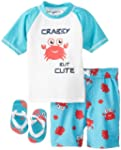 Wippette Baby-Boys Infant Crabby 3 Pi...