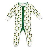Leprechaun Onesie - Long Sleeve - 100% Cotton - 0 to 6 Months