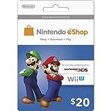 Nintendo Prepaid Card $20 [Digital Code]