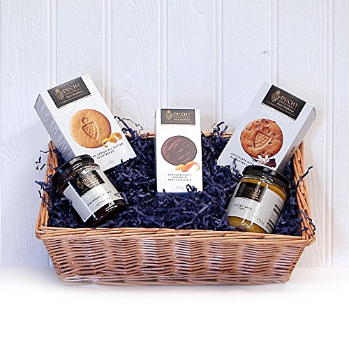 Organic Hampers Duchy Originals Chocolate Food & Wine Gift