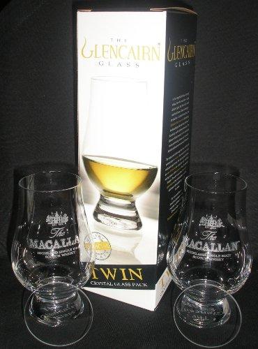 "Decorated Monogram /""O/"" Engraved Glencairn Crystal Scotch Whisky Glass"