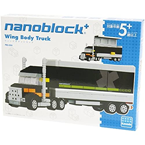 나노 블럭 플러스 윙 바디 트럭 PBS-008-PBS-008 (2014-09-20)