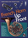 img - for Music Minus One French Horn: French Horn Up Front book / textbook / text book