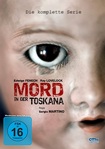 Mord in der Toskana - Die komplette Serie [2 DVDs]