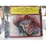 Stravinsky-Oedipus Rex-Levine-Langridge-Quivar-Chicago Sy.Or