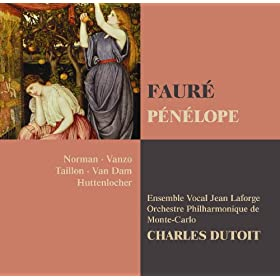 """P�n�lope : Act 1 """"Ho-l�, ho!"""" [Ulysse, Eurymaque, P�n�lope, Ct�sippe, Antino�s, M�lantho, L�od�s, Lydie, Phylo, Alkandre, Cl�one]"""