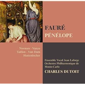 """Pénélope : Act 3 : """"Morne et farouche..."""" [Euryclée, Ulysse]"""