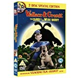 Wallace & Gromit: The Curse of the Were-Rabbit (2 Disc Special Edition) [DVD] [2005]by Peter Sallis